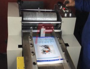 Paperboard Embossing Machine
