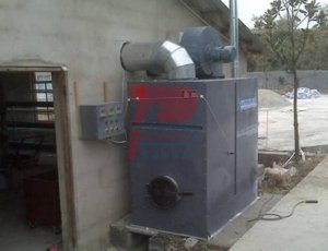Coal Type Hot Wind Furnace