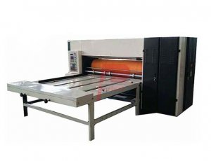 Rotary Roller Corrugated Cardboard Die Cutting Machine