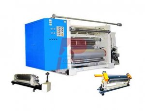 Quick Change Cassette Cardboard Corrugating Single Facer Machine