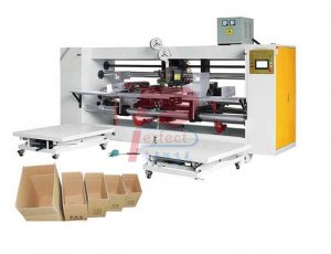 Cardboard Corrugated Box Nail Stitching Forming Machine