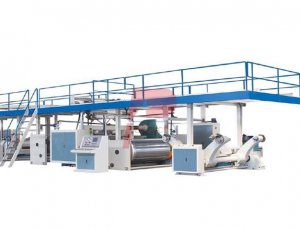 2Ply 3 Ply 5 Ply Corrugated Cardboard Production Machine