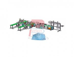 Fully automatic disposable medical face mask making machine